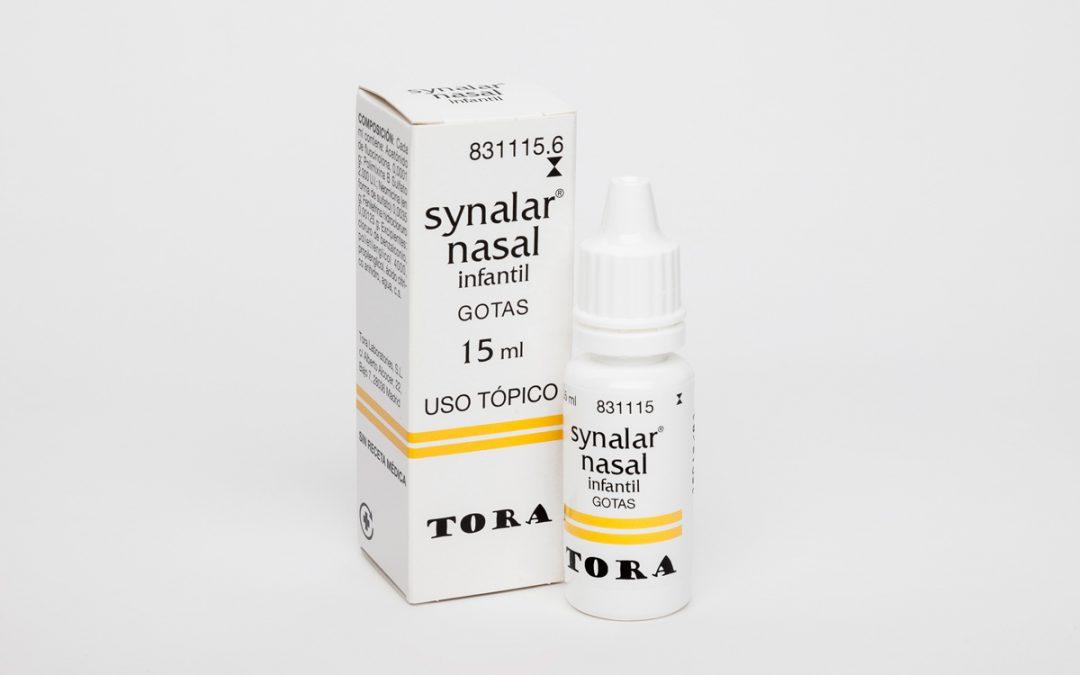Synalar Nasal and Nasal Infantil (Paediatric)
